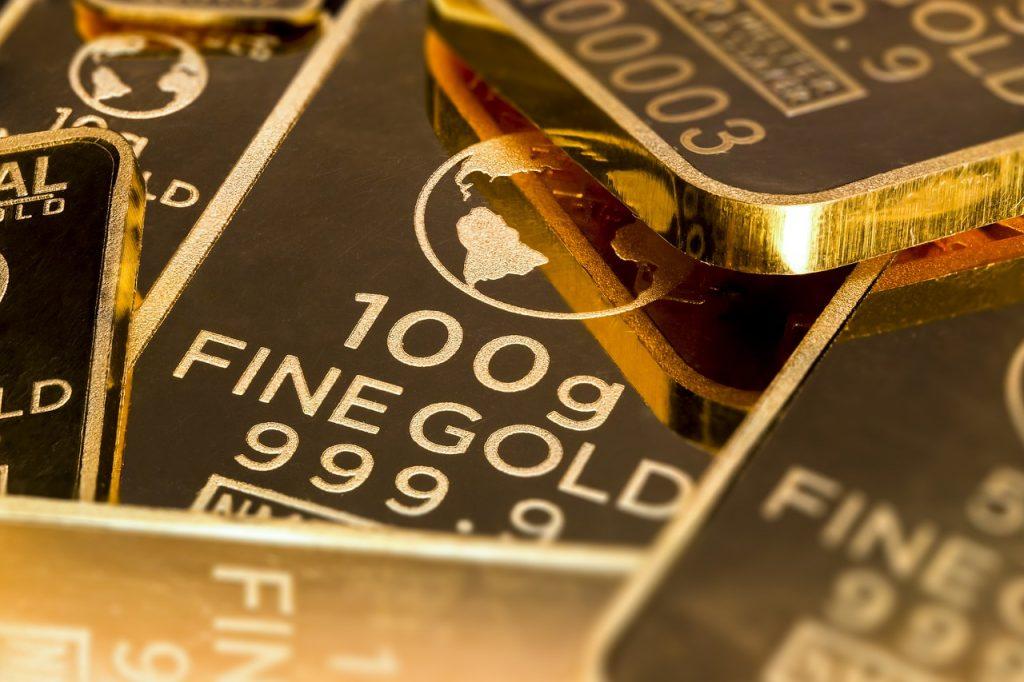 affinazione oro
